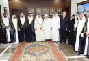 OIC Secretary General receives UAE Fatwa Council Chair