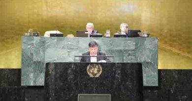 Ambassador Masud Bin Momen highlights the UN's systematic failure to prevent atrocities in Myanmar.