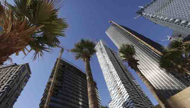 Arab Emirates approved a plan to allow wealthy foreigners to apply for a 10-year stay.