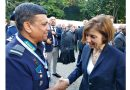 Chief of Air Staff of Bangladesh Air Force attends the inauguration program of 'The 53rd International Paris Air Show-2019