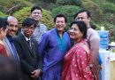 Bangladesh Embassy in Seoul organized Eid reunion