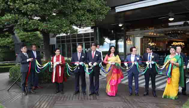 1st ever Bangladesh Food Festival held in South Korea.