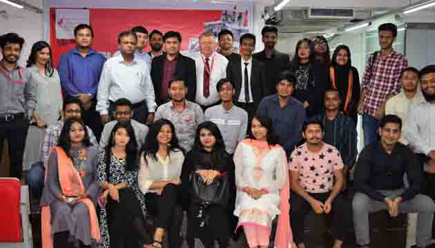 Orientation for BBA- Summer'19 held at Canadian University of Bangladesh