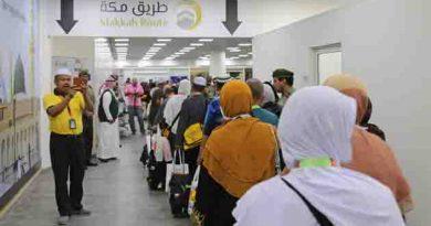 Makkah Route initiative success opens the way for Hajj pilgrims.