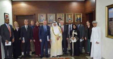 OIC Secretary General Receives Finnish Foreign Minister