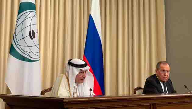 OIC Secretary General emphasizes the importance of strengthening relations with Russia