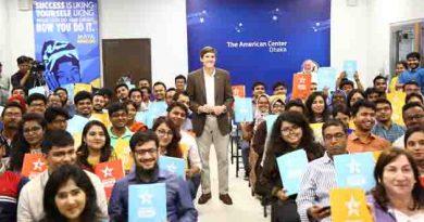 Bangladeshi students studying in the United States