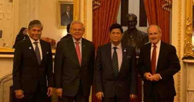 Bangladesh Foreign Minister meets with US lawmakers