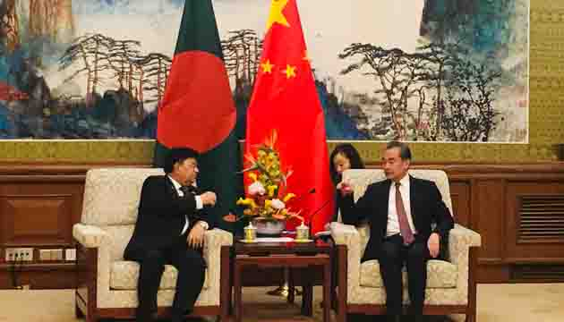 China to encourage Myanmar to start the repatriation of the Rohingyas – Chinese Foreign Minister