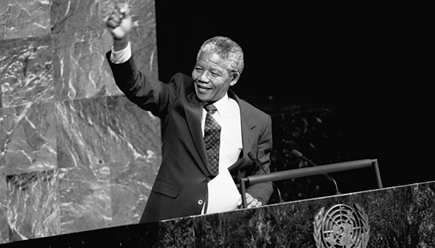 UN Secretary-General Antonio Guterres's Message on Nelson Mandela International Day