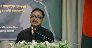 Bangabandhu's Sonar Bangla is no longer a dream, it is a mission possible .