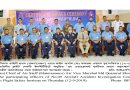 BAF certificate award ceremony of Aircraft accident investigation course held