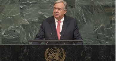 UN Secretary-General António Guterres urges 'active, substantive and meaningful participation' on International Day of Democracy.
