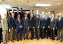 Delegations of the U.S. Army War College visits the Permanent Mission of Bangladesh