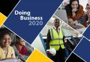 Doing Business 2020–Sustaining the pace of reforms