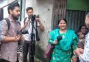 German Embassy in Dhaka shooting interviews on Climate Change