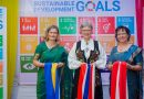 The Nordic mission in Dhaka jointly celebrated Nordic Day