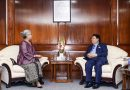 Indonesian Ambassador calls on the Bangladesh Foreign Minister