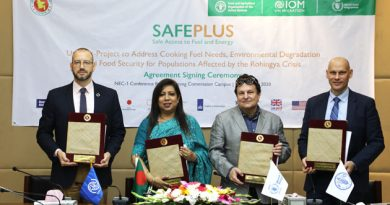 UN launch initiative to improve environment, livelihoods and energy supply in Cox's Bazar