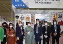Bangladesh Embassy in Seoul participatesin the  Goods Fair -2021