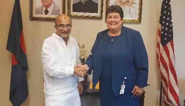 Bangladesh and the US aim to advance energy cooperation