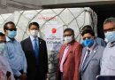 Another 1.4 million COVID-19 Vaccines arrive in Bangladesh