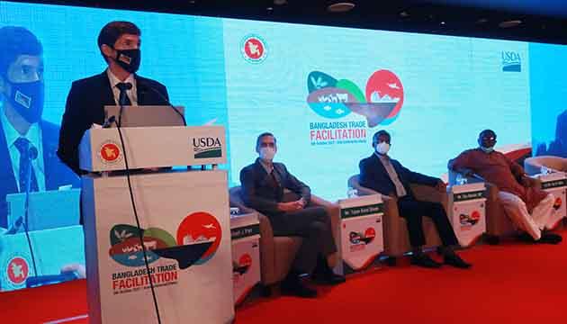 U.S. Embassy Dhaka and Ministry of Commerce Launch Bangladesh Trade Facilitation Initiative